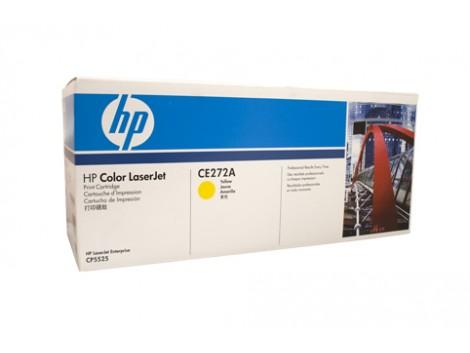 Genuine HP CE272A Toner Cartridge