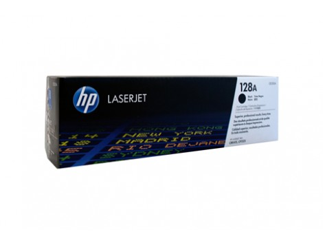 Genuine HP CE320A Toner Cartridge
