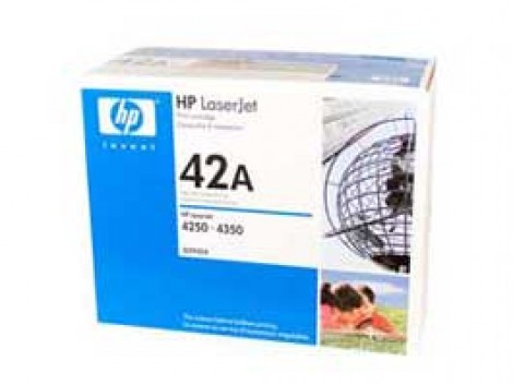 Genuine HP Q5942A Toner Cartridge