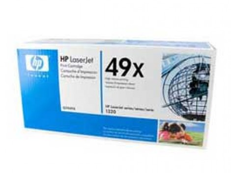 Genuine HP Q5949X Toner Cartridge