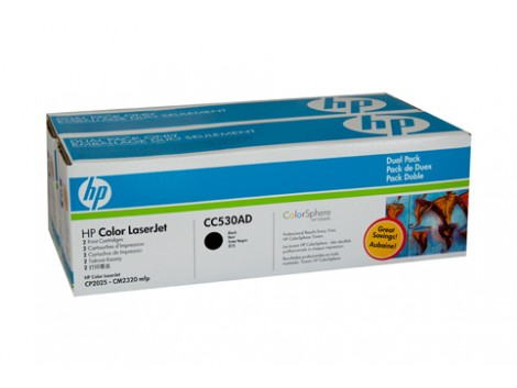 Genuine HP CC530AD Toner Cartridge