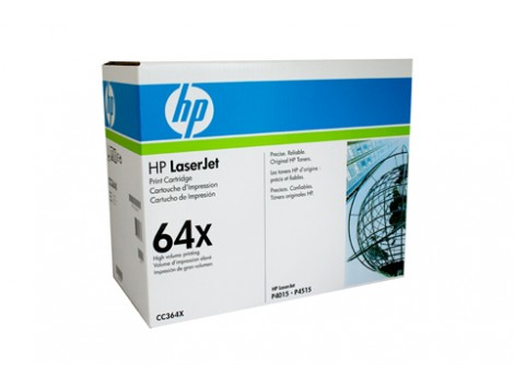 Genuine HP CC364X Toner Cartridge