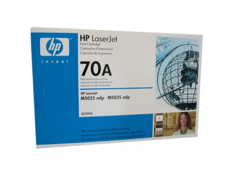 Genuine HP Q7570A Toner Cartridge