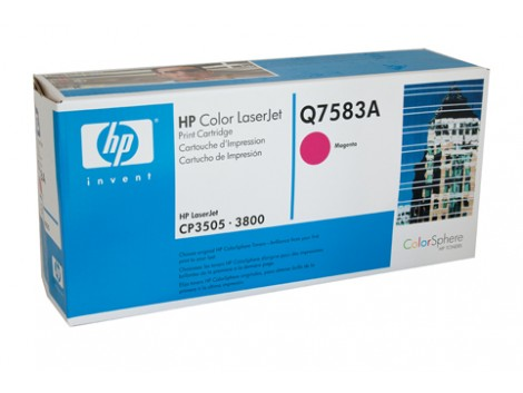 Genuine HP Q7583A Toner Cartridge