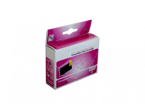 Compatible HP #88XL, Magenta High Yield Ink Cartridge (C9392A) High Yield Ink Cartridge