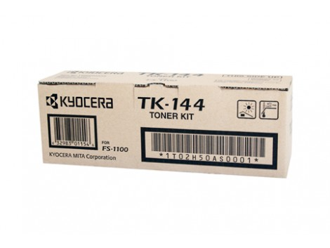 Genuine Kyocera TK-144 Toner Cartridge