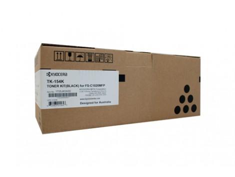 Genuine Kyocera TK-154K Black Toner Cartridge