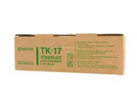 Genuine Kyocera TK-17 Toner Cartridge