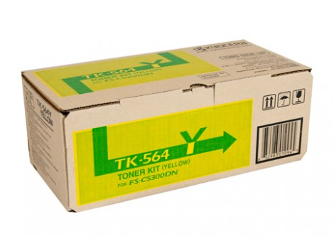 Genuine Kyocera TK-564Y Toner Cartridge