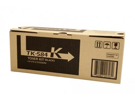 Genuine Kyocera TK-584K Toner Cartridge