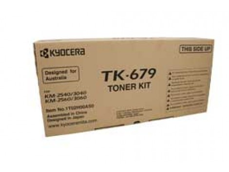 Genuine Kyocera TK-679 Toner Cartridge
