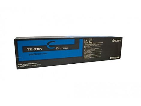Genuine Kyocera TK-8309C Toner Cartridge