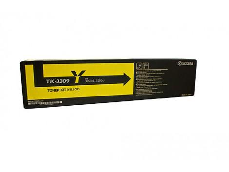 Genuine Kyocera TK-8309Y Toner Cartridge