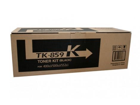 Genuine Kyocera TK-859K Toner Cartridge