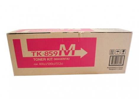 Genuine Kyocera TK-859M Toner Cartridge