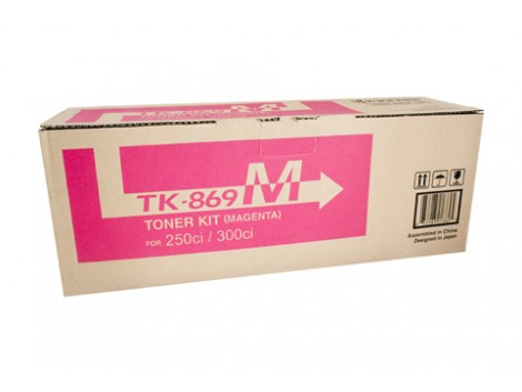 Genuine Kyocera TK-869M Toner Cartridge