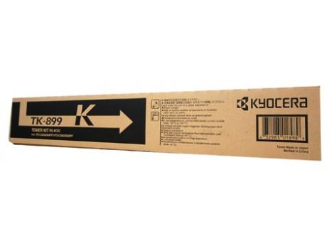 Genuine Kyocera TK-899K Toner Cartridge