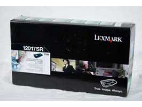 Genuine Lexmark 12017SR Toner Cartridge