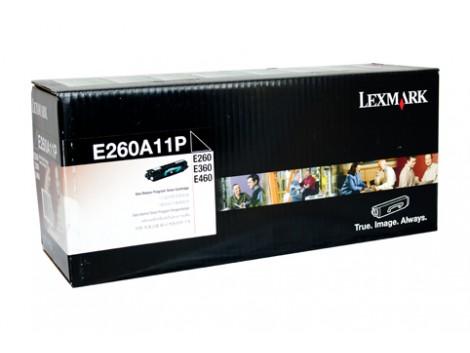 Genuine Lexmark E260A11P Toner Cartridge