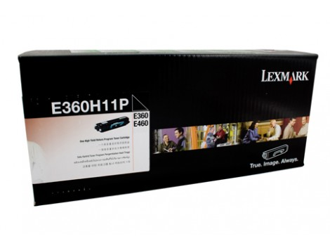 Genuine Lexmark E360H11P Toner Cartridge
