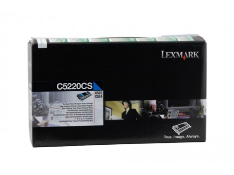 Genuine Lexmark C5220CS Toner Cartridge