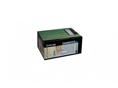 Genuine Lexmark C540A1CG Toner Cartridge