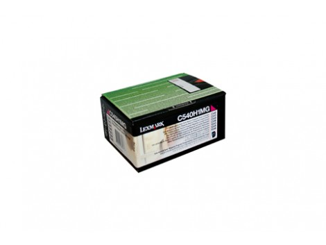 Genuine Lexmark C540H1MG Toner Cartridge