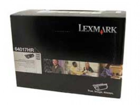Genuine Lexmark 64017HR Toner Cartridge