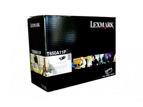 Genuine Lexmark T650A11P Toner Cartridge