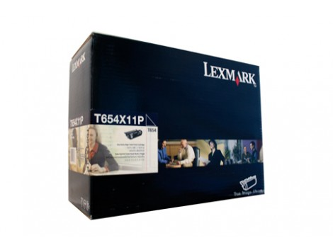 Genuine Lexmark T654X11P Toner Cartridge