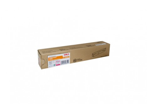Genuine OKI 43459354 Toner Cartridge