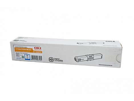 Genuine OKI 44469727 Toner Cartridge