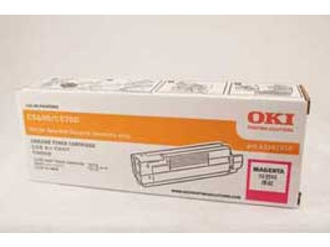 Genuine OKI 43381910 Toner Cartridge