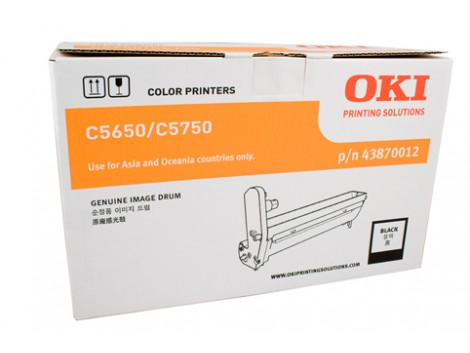 Genuine OKI 43870012 Drum Unit