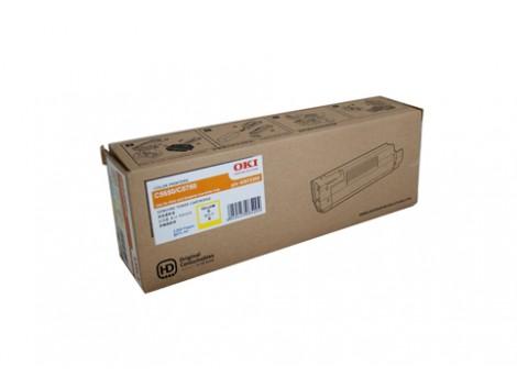 Genuine OKI 43872309 Toner Cartridge