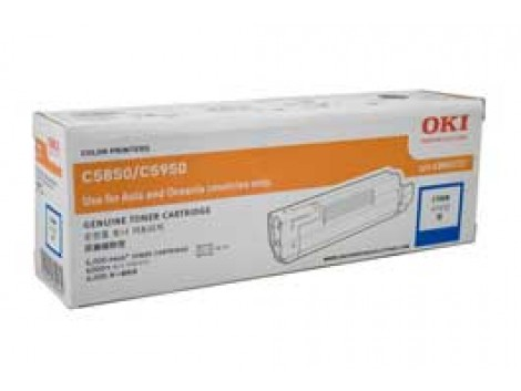 Genuine OKI 43865727 Toner Cartridge