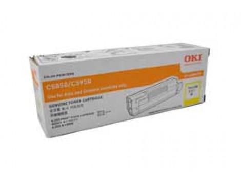 Genuine OKI 43865725 Toner Cartridge