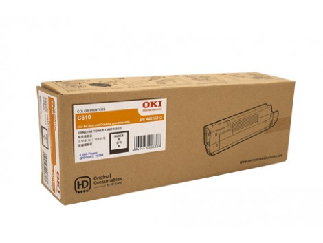 Genuine OKI 44315312 Toner Cartridge