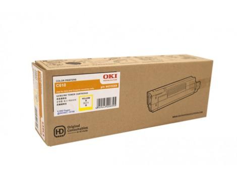 Genuine OKI 44315309 Toner Cartridge