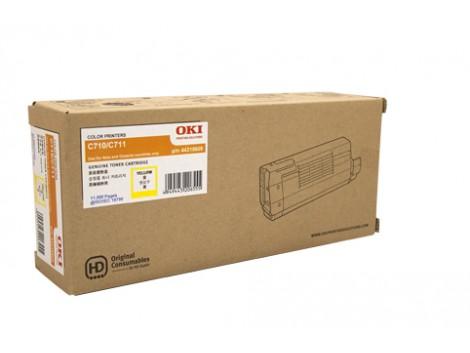 Genuine OKI 44318609 Toner Cartridge