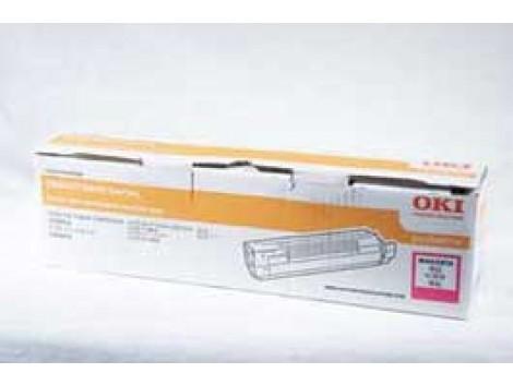 Genuine OKI 43487726 Toner Cartridge