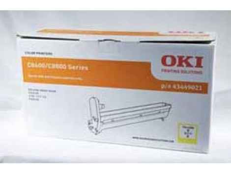 Genuine OKI 43449021 Drum Unit
