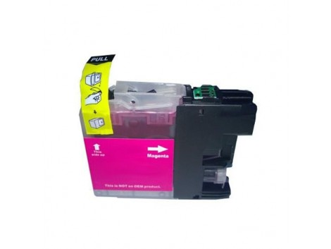 Compatible Brother LC-133M, LC-131M Ink Cartridge