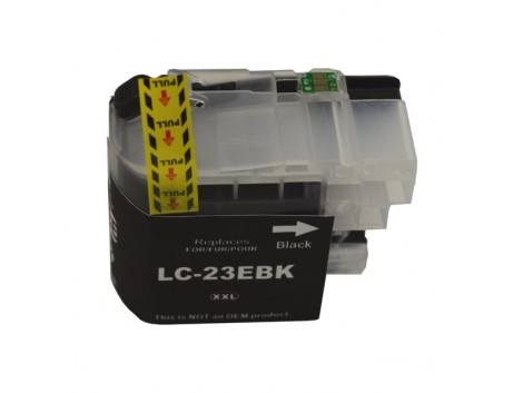 Compatible Brother LC23EBK Ink Cartridge