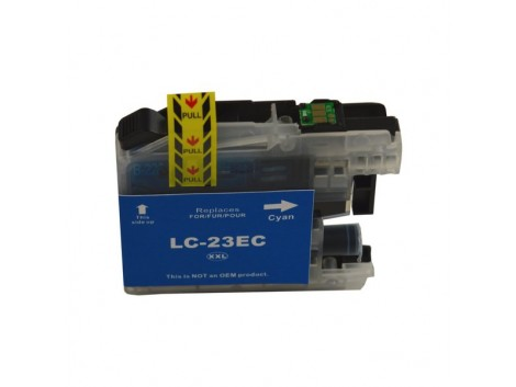 Compatible Brother LC23EC Ink Cartridge