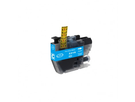 Compatible Brother LC3319XL Cyan Ink Cartridge