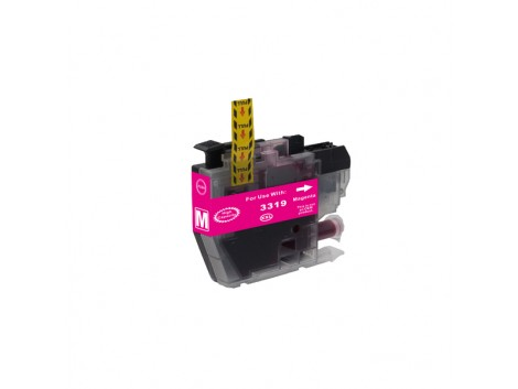 Compatible Brother LC3319XL Magenta Ink Cartridge