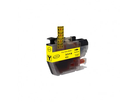 Compatible Brother LC3319XL Yellow Ink Cartridge