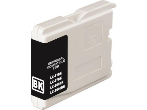 Compatible Brother LC-37B, LC-57BK Ink Cartridge