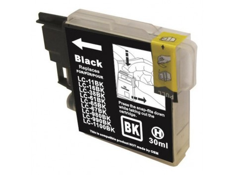 Compatible Brother LC-38B, LC-67BK Ink Cartridge